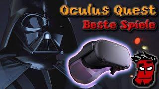 Oculus Quest: Top 10 Games | Review der besten Spiele für eure VR Brille | Gameplay [German Deutsch]
