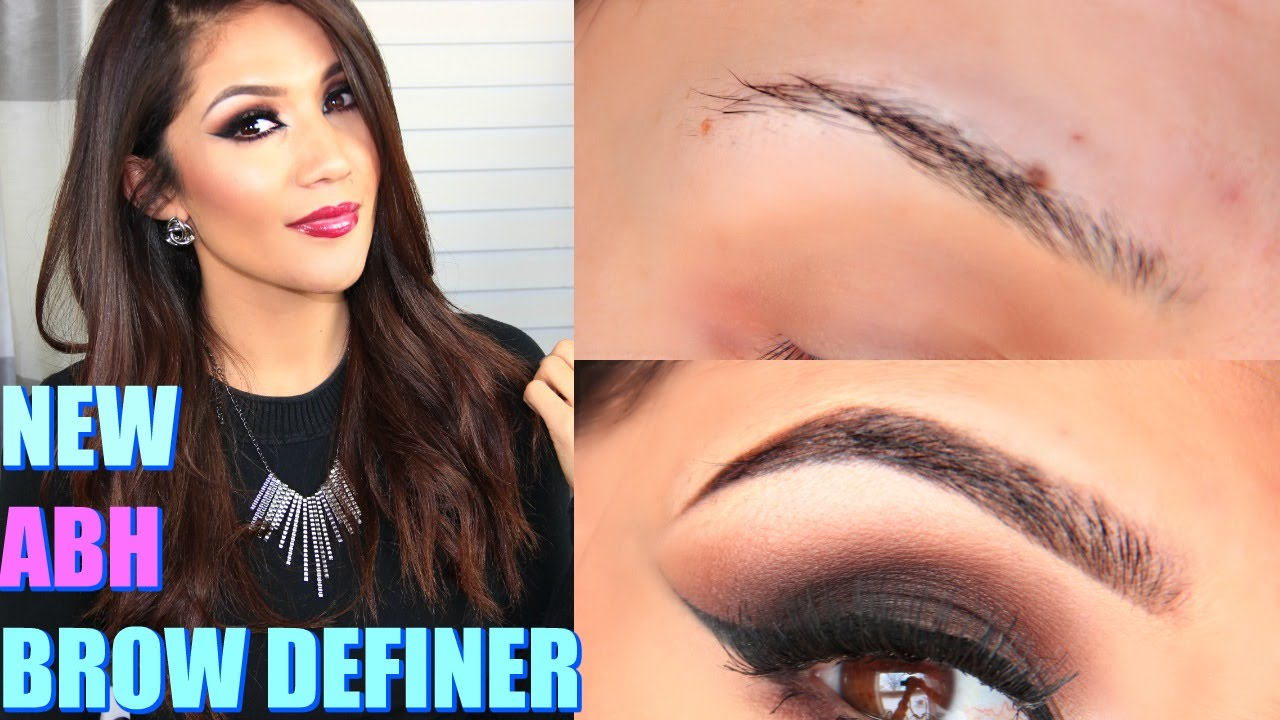 New Anastasia Beverly Hills Brow Definer Review First Impressions