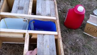 Beekeeping With Cody: Quad Queen Box