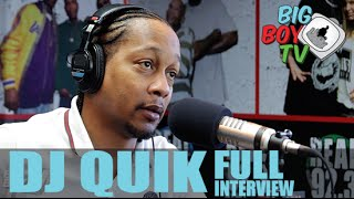 DJ Quik FULL INTERVIEW | BigBoyTV