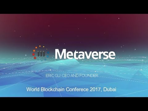 Metaverse: China's Blockchain with Eric Gu Interview