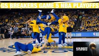 Golden State Breakers NBA Playoffs Game 5 (2019)