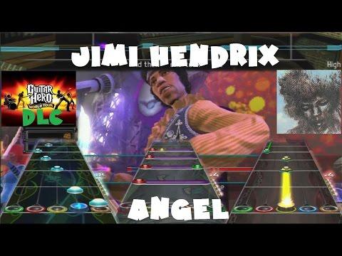 Jimi Hendrix - Angel -  Guitar Hero World...