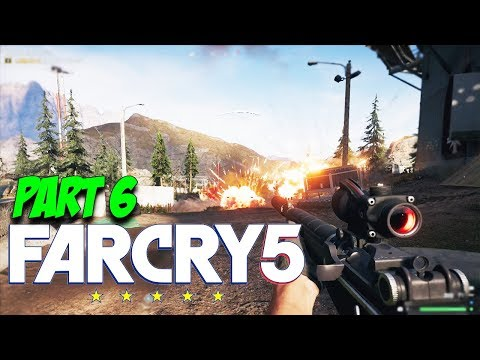 The Final Hunt! - Far Cry 5 | Part 6