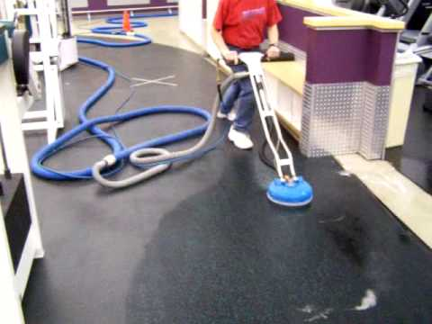 Cleantile Rubber Workout Flooring Youtube