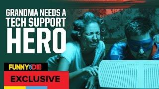 Video Grandma Needs A Tech Support Hero download MP3, 3GP, MP4, WEBM, AVI, FLV Maret 2017
