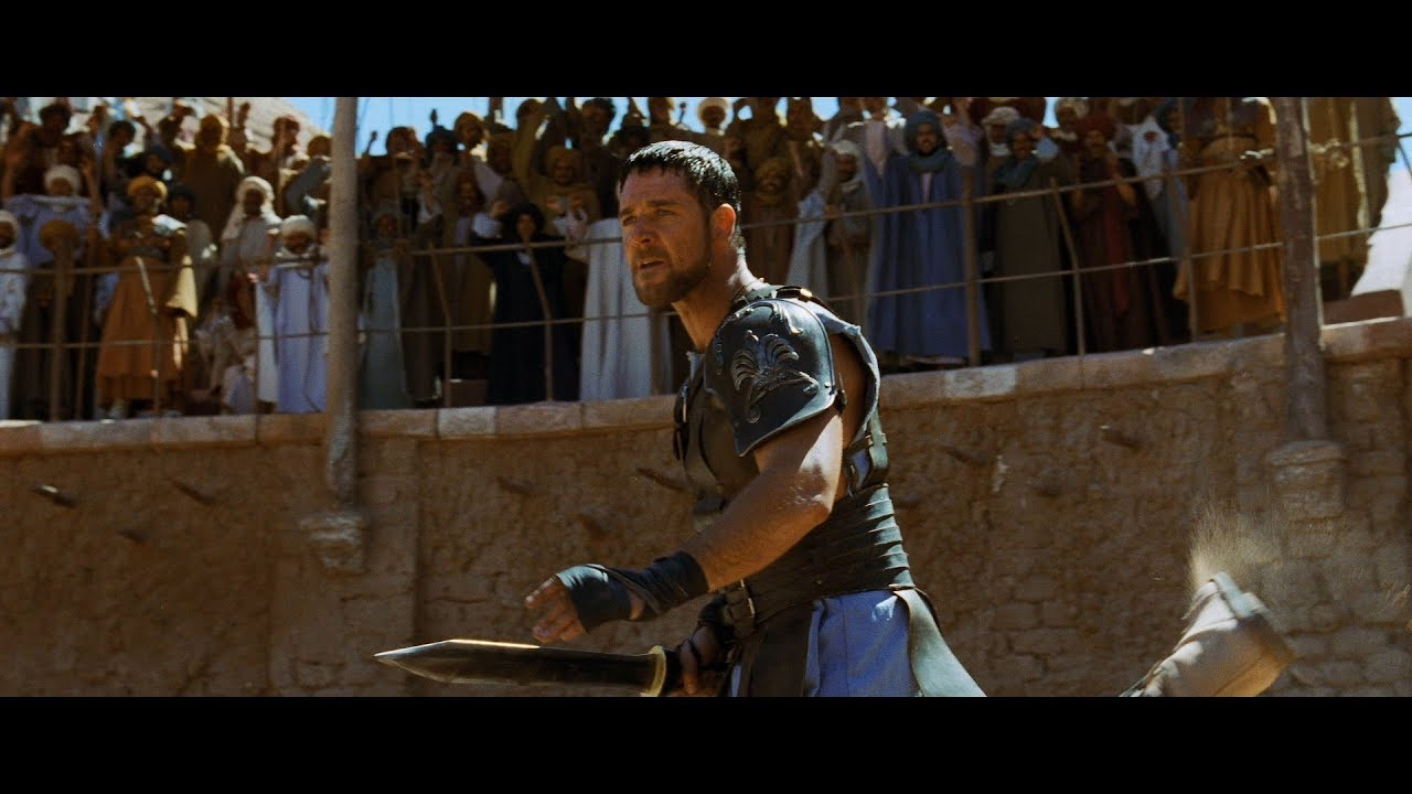 """movie gladiator vs real life During the roman empire many emperors ruled in their own ways - gladiator movie vs history introduction some were considered to be one of the """"five good emperors."""