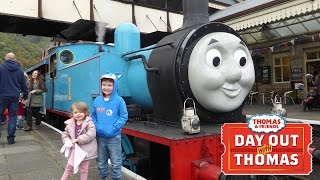 Day out with Thomas - Thomas The Tank Engine and Friends