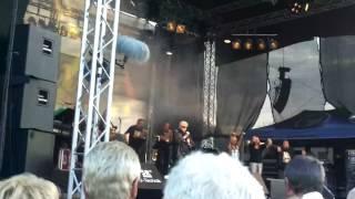 Heino sommeralm 2013 @ Hier kommt die Sonne    Rammstein