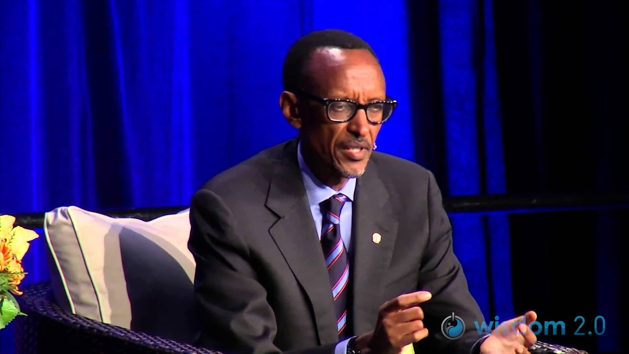 Technology and Healing: Paul Kagame