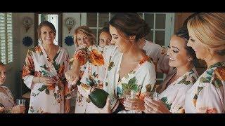 Hannah & Jeff Wedding Film | Atlanta, GA | Dekalb Historic Center