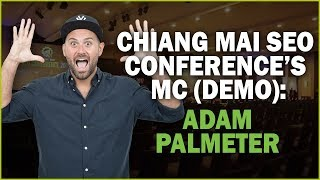 Introducing CMSEO's MC: Adam Palmeter (Stand-up Demo)