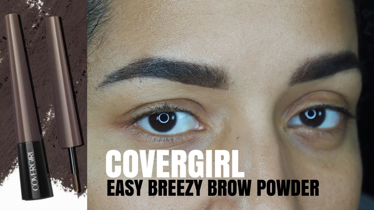 Easy Breezy Brow Fill + Shape + Define Powder by Covergirl #15