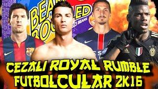 Video Futbolcularla Cezali Royal Rumble | WWE 2K16 | Ps4 Türkçe download MP3, 3GP, MP4, WEBM, AVI, FLV Juni 2018