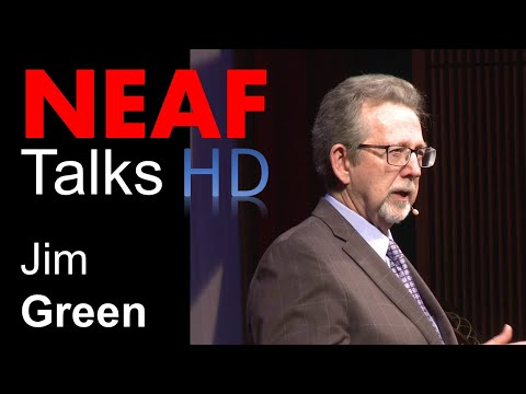 Jim Green | The Importance of the Moon: Past, Present, and Future | NEAF Talks