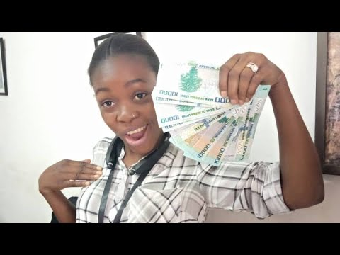 WHAT CAN $10 GET YOU IN A SIERRA LEONEAN MARKET?