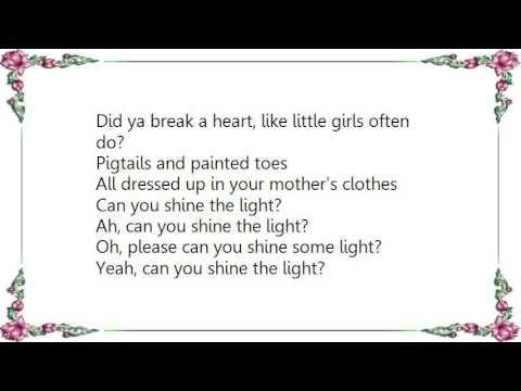 Van Halen - Josephina Lyrics