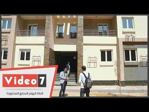 حصرى..شاهد..اليوم السابع داخل اول شقة بمشروع سكن مصر يتم تشطيبها thumbnail