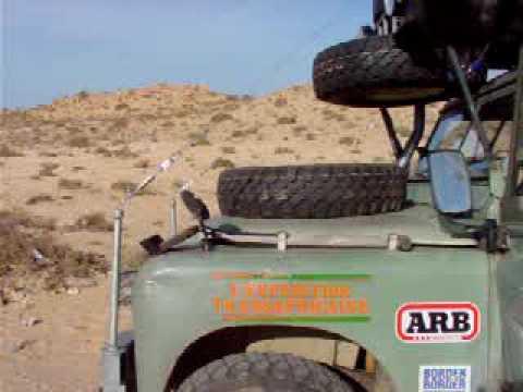 Western Sahara Convoy