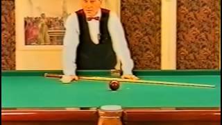 Уроки бильярда от Владимира Симонича   Лига любителей бильярда 1