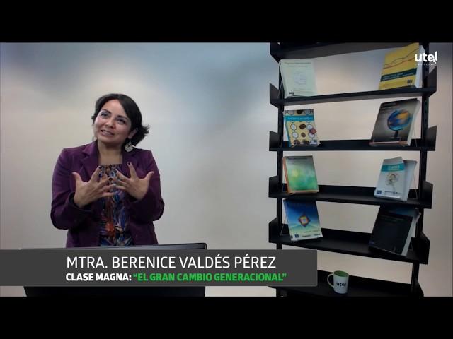 El gran cambio generacional | UTEL Universidad