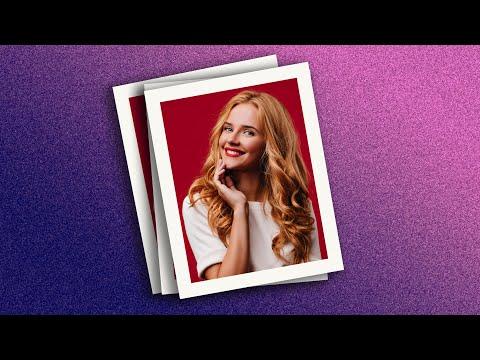 Create Photo Borders in Photoshop CS5 and CS4