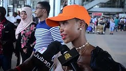 Huda the boss chick atua bongo Asema Hana ugomvi na verasidika