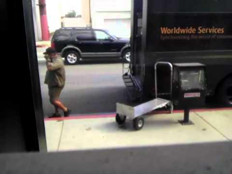 Horrible UPS Driver