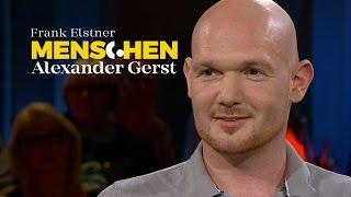 166 Tage im All, jetzt kommt sein Bildband in den Handel - Alexander Gerst | Frank Elstner Menschen
