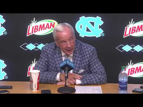UNC Men's Basketball: Roy Williams Post Syracuse Press Conference
