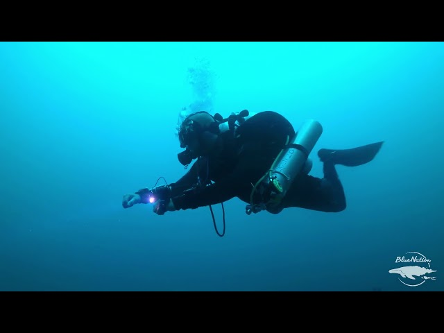 Tech Diving Exploration in Loreto, BCS, Mexico.