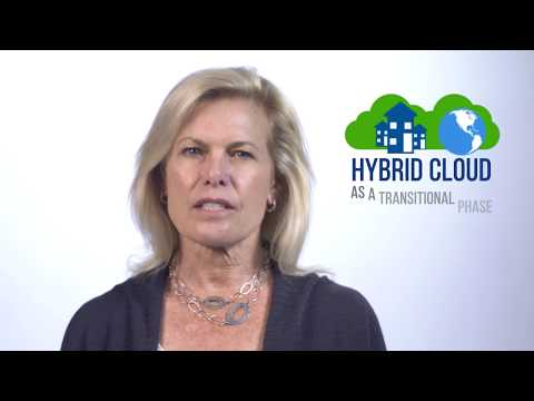 The Enterprise Hybrid Cloud - Research Study Overview