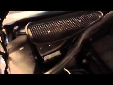 Mercedes S500 Blower Motor Repair Youtube