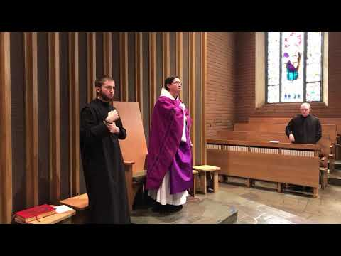 Mass Friday March 5, 2021