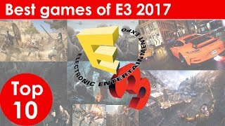 Best of PC, Xbox and Playstation games announced in E3 2017
