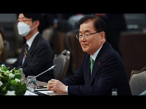 A Conversation With Foreign Minister Chung Eui-yong of the Republic of Korea