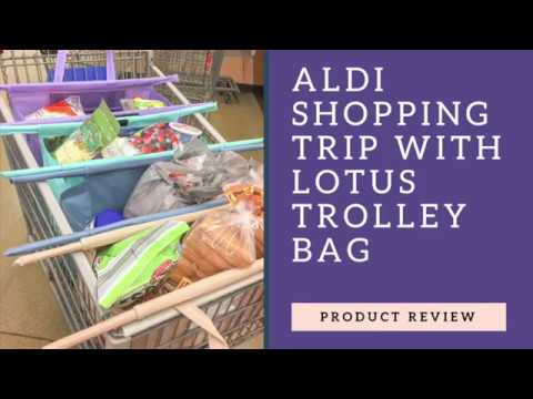 Lotus Trolley Bag REVIEW at ALDI