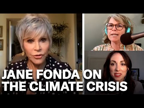 Jane Fonda Wants You to Get Arrested for Climate Change | Hysteria