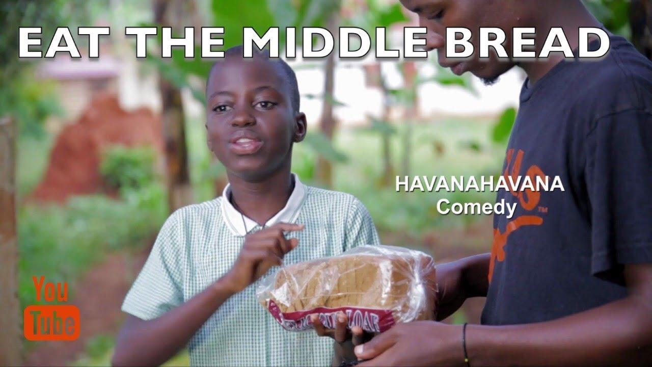 EAT THE MIDDLE BREAD    Episode 1   Havana Havana Comedy 2018
