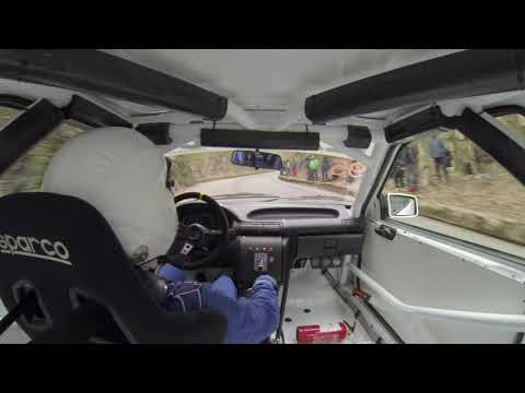 Hill Climb Valeri Velikov 2019 Stanislav Vladimirov Onboard Opel Astra F Group A