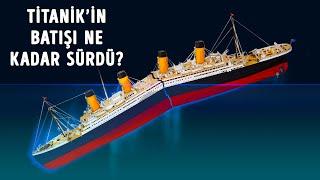 Titanik'in Hiç Şansı Olmadığını Kanıtlayan Az Bilinen Gerçekler