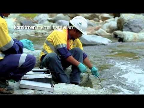 Batu Hijau - Mining With Care