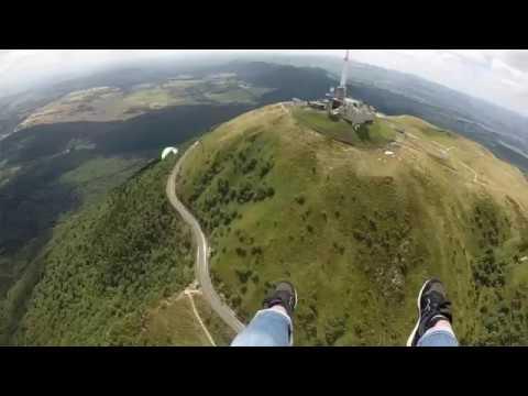 Incroyable Puy de Dôme