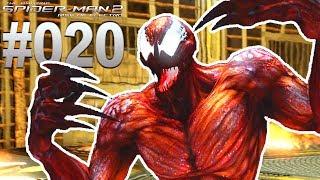 CARNAGE BOSSKAMPF  🐲 Let's Play The Amazing Spider-Man 2 #020 [Deutsch]