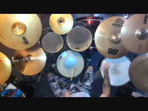 Gojira - Yama's Messengers [drum cover]
