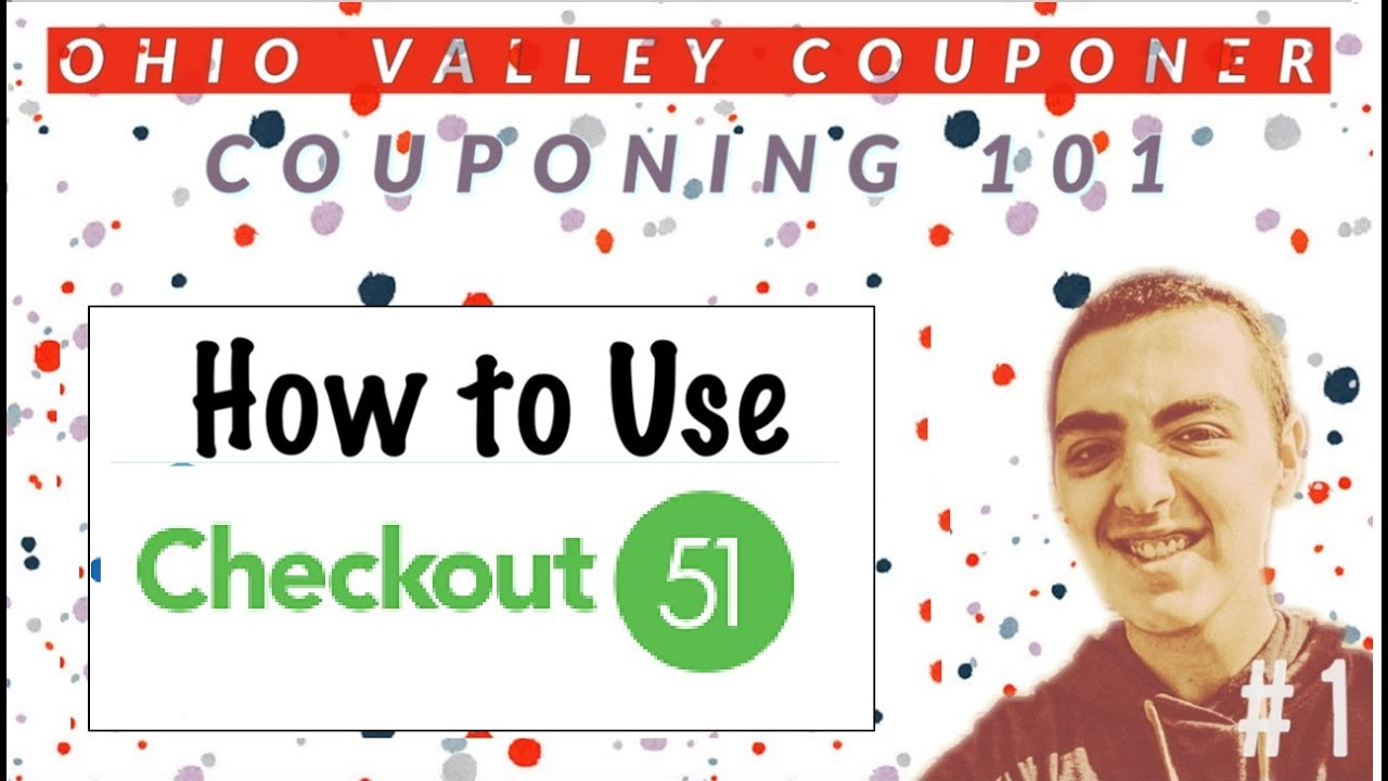 How To Use The Checkout 51 App Make Tons Of Money Youtube