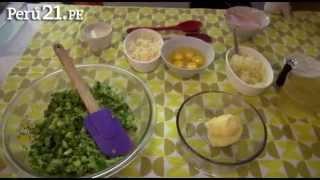 CHEF en 1 minuto: ¿Cómo hacer soufflé de brócoli?