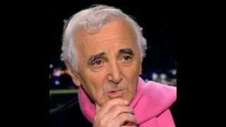 Charles Aznavour & Sting L