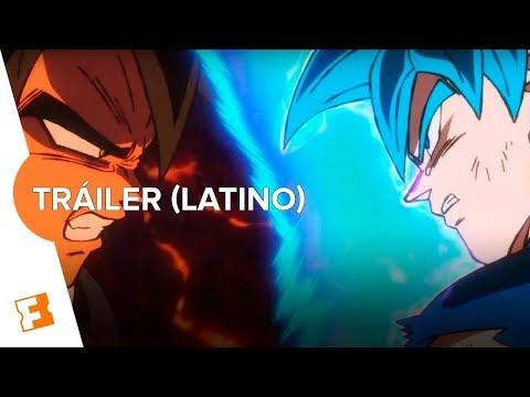 Dragon Ball Super: Broly - Tráiler Oficial #2 (Español Latino)