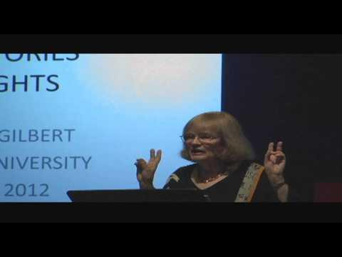 """Women's Stories, Human Rights"": Dr. Paula Ruth Gilbert at TEDxGerogeMasonU"